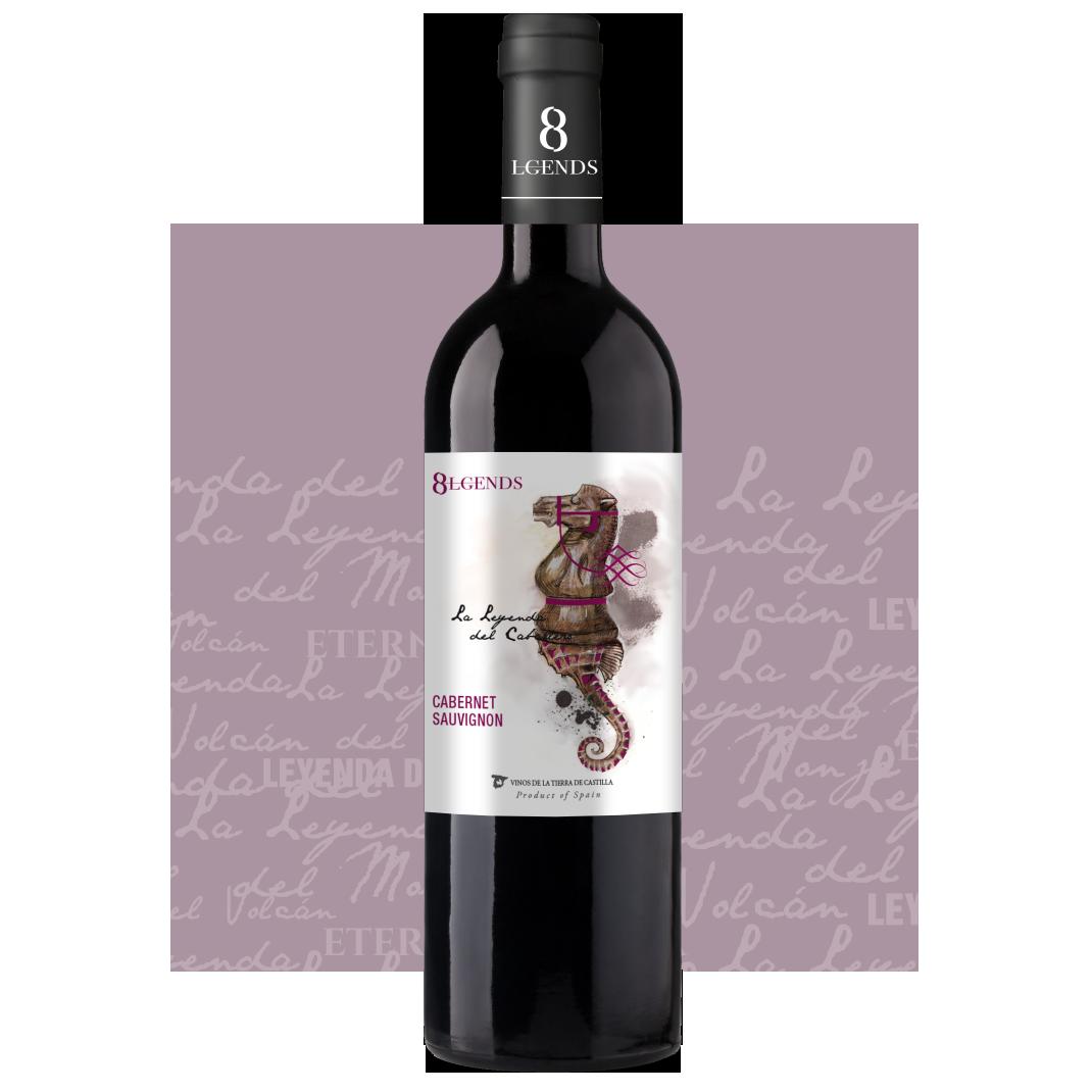 8Lgends - Nuestros Vinos Leyenda del Caballero Cabernet Sauvignon