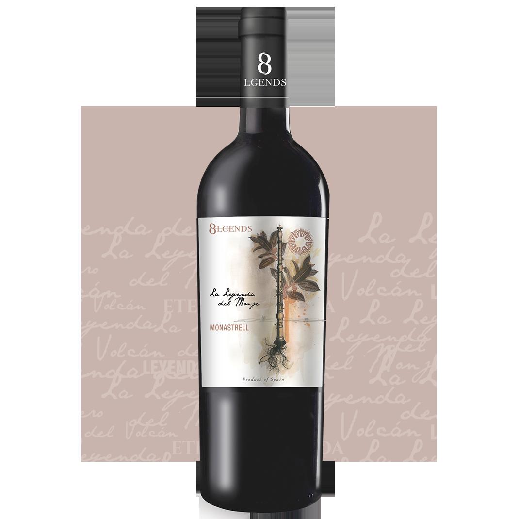 8Lgends - Nuestros Vinos Leyenda del Monje